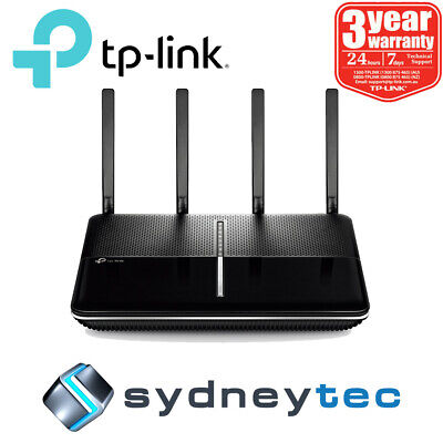 New TP-Link Archer VR2800 AC2800 Wireless MU-MIMO VDSL/ADSL Modem Router