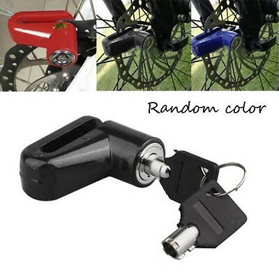 Anti-theft Heavy Duty Security Motorcycle Moped Scooter Disk Brake Rotor Lock