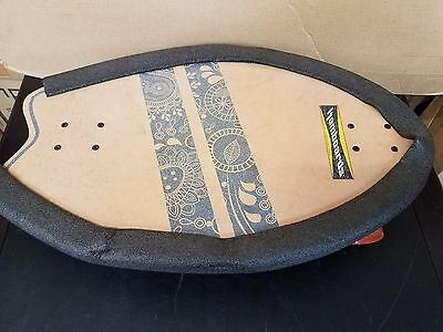 """Hamboards Biscuit Skateboard Tail 24"""" Complete"""