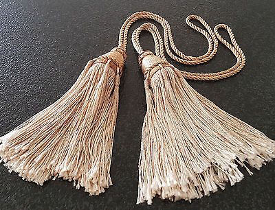 Curtain Tie Back's ~ Or Decor Tassles ~ Price Is For *set Of 2 *new*