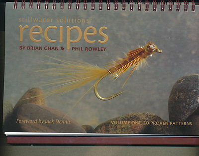 Stillwater Solutions recipes - by Brian Chan & Phil Rowley      BK-SW01