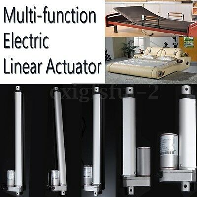 4'' 6'' 12'' 16'' 18'' Miniature Stroke Electric Linear Actuator Motor Putter