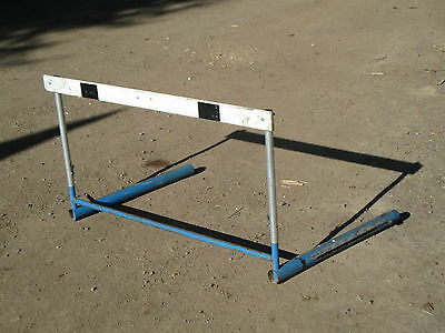 Cantabrian Running Track Folding Hurdle Metal Training Practice Sports Agility