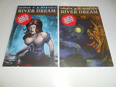 River Dream Tomes 1/2/ Ttbe (Georges R Martin/ Game Of Thrones)