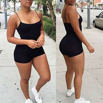Trendy Women Ladies Clubwear Playsuit Bodycon Party Jumpsuit&Romper Trousers