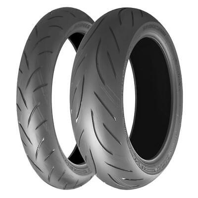 Pneumatici Gomme Bridgestone Battlax S21 Front 120/70Zr17 (58W)  Tl  Supersport