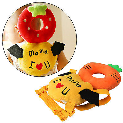Animal Wing Baby Helmet Infant Toddler Walking Safety Head Protection Cushion