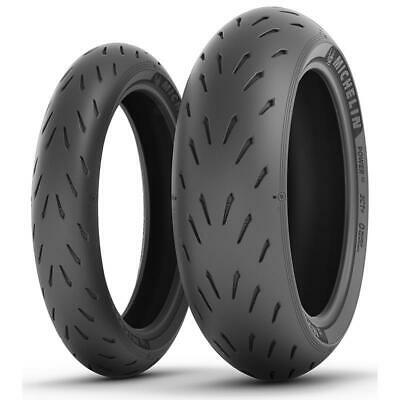 Pneumatici Gomme Michelin Power Rs Front 120/70Zr17M/c (58W)  Tl  Supersport