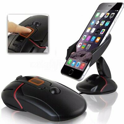 Universal Car Windscreen Dashboard Mount Mobile Phone GPS Holder Stand Cradle UK