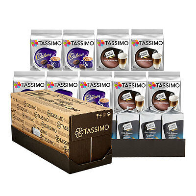 Tassimo T discs Cases of 5 Packets - Shop Our Full Range