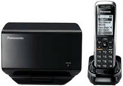AS New Panasonic KX-TGP500 SIP DECT VoIP Cordless Phone System With 1 Handset