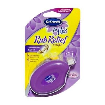 Dr. Scholl's For Her Rub Relief Strips, 1.0 CT