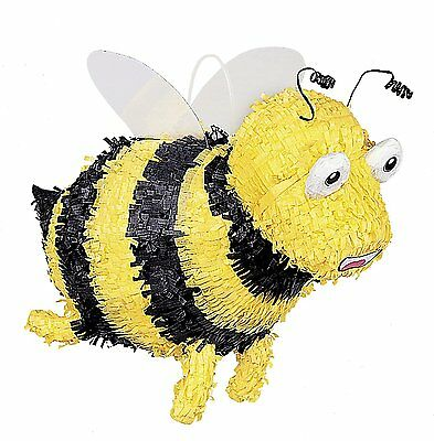 NEW Unique Bumble Bee Pinata Birthday Party Anniversary Supplies FREE SHIPPING