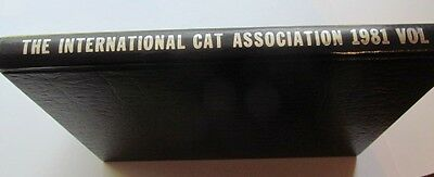 The International Cat Association Yearbook, 1981, Vol. 2
