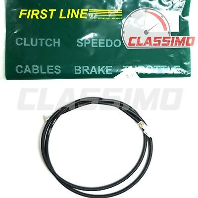 Speedometer Cable for FORD CAPRI MK 3 - 1.3, 1.6, 2.0 & 2.8i V6 - 1978 to 1987