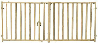 Safety Gate Midwest Pet 53-Inch To 96- W By 24- Tall