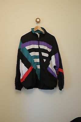 Vintage 80s/90s shell suit jacket