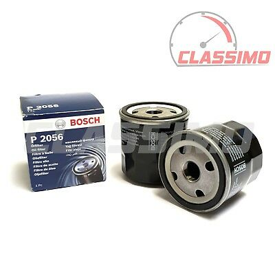 Spin On Oil Filter Pair for FORD ESCORT MK 1 & 2 - 1.0 1.1 & 1.3 - 1970 to 1980