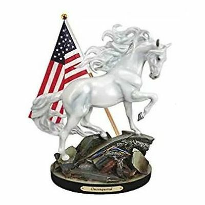 New Enesco Trail of Painted Ponies White Stallion Figurine