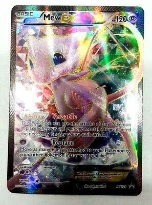 Mew EX XY126 Full Art Ultra Rare Near Mint NM+ Pokemon Card