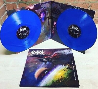 VEKTOR – Terminal Redux – BLUE 2 LP (LTD 500) – 1'st press vinyl – NEW & SEALED