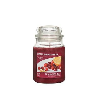 Yankee Candle Home Inspiration Cranberry Zest Large Candle