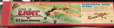 Top Flight RC Elder NOS 1983 No Landing Gear