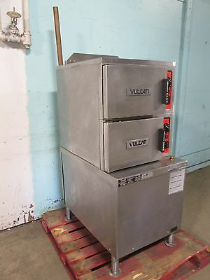 """""""vulcan C24Ga6"""" Commercial Hd (Nsf) Natural Gas Double Stacked Steamer Oven"""