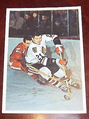 Toronto Stars in Action 1963-64 Stan Mikita Chicago Black Hawks lot 4
