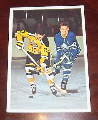 Toronto Stars in Action 1963-64 Jean guy Gendron Boston Bruins lot 4