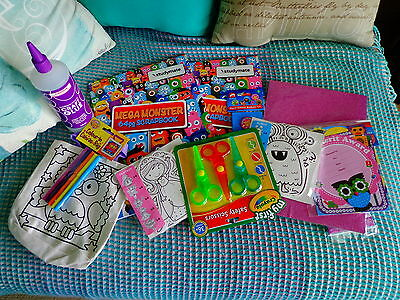 Kids D.I.Y Craft Project Packs!