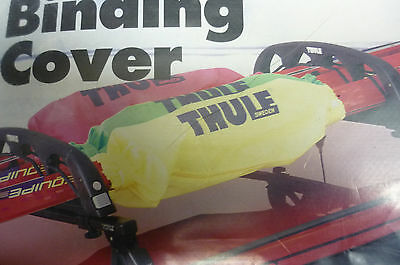 SKI BINDING COVERS - from THULE  protect your bindings on your ROOF RACKS  $15 +