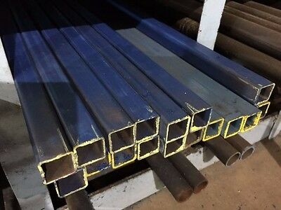STEEL SQUARE TUBE SHS RHS 30mm X 30mm X 2mm X 8MTR