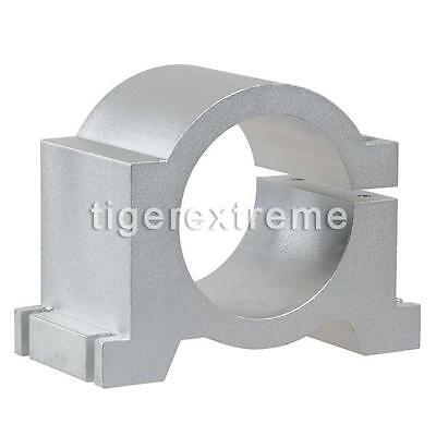 65mm Diameter Alloy Spindle Motor Mount Bracket Clamp For CNC Engraving Machine