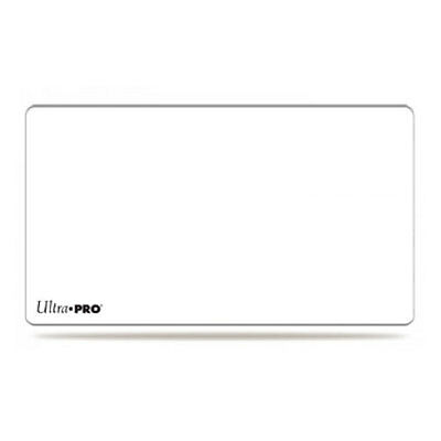 ULTRA PRO Play Mat - Artists Series (White) NEW * Gaming Accessories