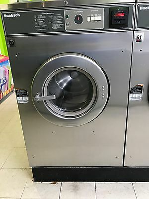 Huebsch 35 Lb commercial washer, 3 Phase. 2 Avail