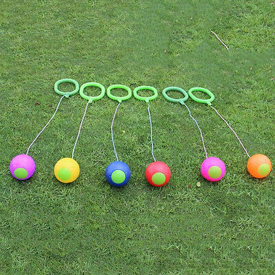 NEW SKIP BALL Hop-it Skipit Jump Rope Exercise Skipping Fun Toys - 70CM Rope
