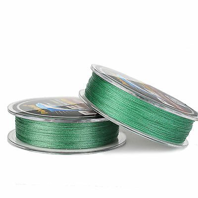 1/2/3/4PCS Sea 300M 100% Dyneema Braid Fishing Line 8LB ULTRA-HIGH SENSITIVITY
