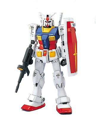 Robot Pg Gundam Rx-78-2 Bandai Model Kit 1/60 Action Figure In Preordine