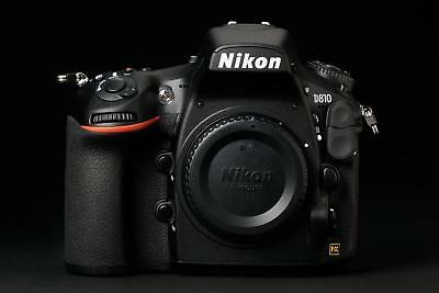 NEW Nikon D810 Digital SLR Camera Body Only 36.3 MP DSLR