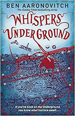 Whispers Under Ground (PC Grant), New, Aaronovitch, Ben Book