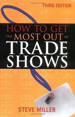 How to Get the Most Out of Trade Shows By Steve Miller