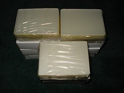 600 Laminate Film Pouches - 65mm x 90mm - 150 Micron