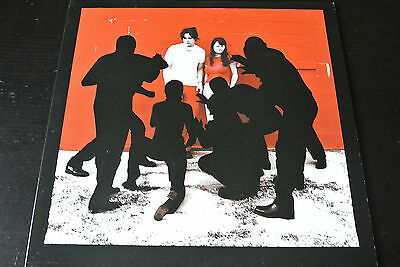 LP the WHITE STRIPES white blood cells EU 2006 RED VINYL VINILO NEAR MINT INSERT