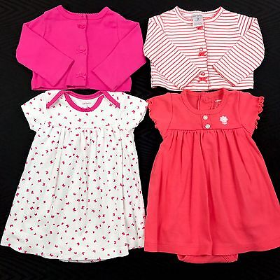 Infant Baby Girl Clothes Size 3 Months Spring Summer Dress Outfits Mixed Lot Set