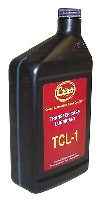 Silicone Grease-Transfer Case Fluid Crown TCL1 fits 76-79 Jeep CJ7