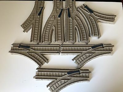 2009 Gullane Thomas Switch Track Assorted Lot Of 7