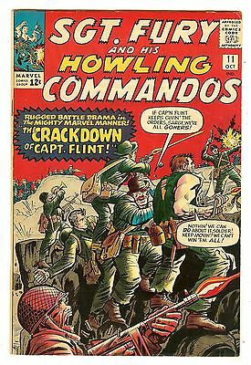 Sgt. Fury And His Howling Commandos 11