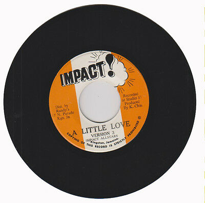 Impact All Stars – A Little Love (Versions 3 & 4)