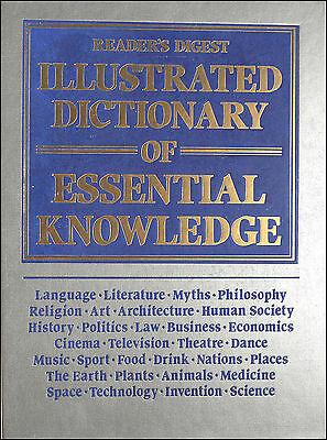 Illustrated Dictionary of Essential Knowledge by Reader's Digest